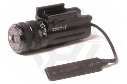 G&P 3000X Green Laser © Copyright Zero One Airsoft