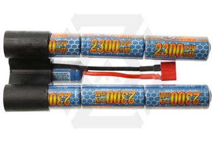 G&P 8.4v 2300mAh NiMH Battery for G&P Crane Stocks