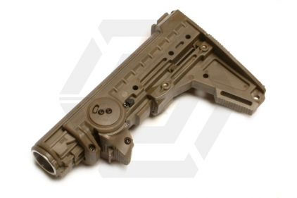 G&P UFC M4 Buttstock (Olive) © Copyright Zero One Airsoft