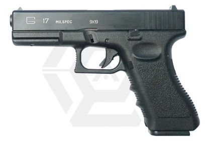 KSC GBB G17 with Metal Slide © Copyright Zero One Airsoft