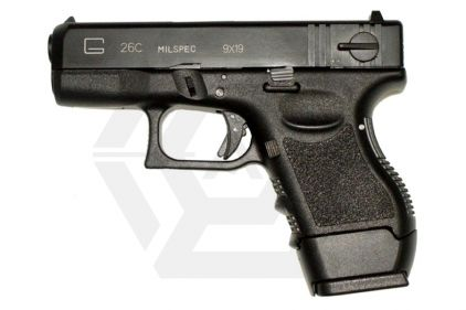 KSC GBB G26C with Metal Slide
