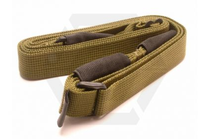 Mil-Force 3 Point Tactical Sling for M4A1 (Olive) © Copyright Zero One Airsoft
