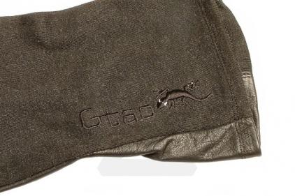G-Tac Nomex Flight Gloves (Black) - Size Extra Large