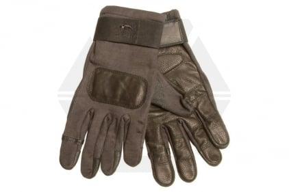 G-Tac Short Sleeve Kevlar Operators Gloves (Black) - Size Extra Large