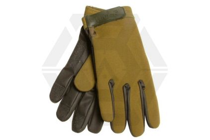 G-Tac Neoprene All Weather Gloves (Olive) - Size Extra Large