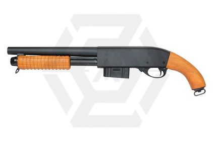 S&T SSG M870 Sawn-Off © Copyright Zero One Airsoft