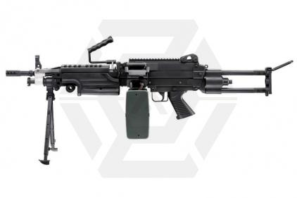 A&K AEG M249 Para © Copyright Zero One Airsoft