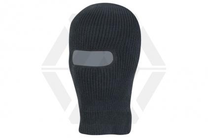 Mil-Com Acrylic Open Face Balaclava (Black)