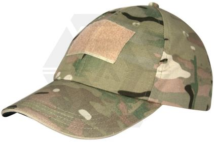 Mil-Com Baseball Cap (MultiCam) © Copyright Zero One Airsoft