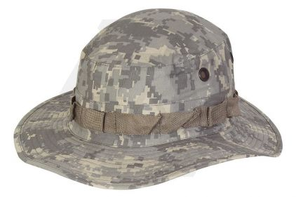 U.S. Style Bush Hat (ACU) - Size Medium © Copyright Zero One Airsoft