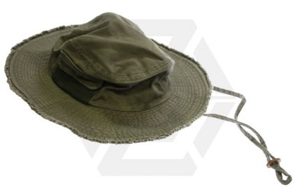 "British Style Jungle ""Digger Hat"" (Olive) - Size 59cm"
