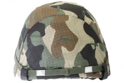 Mil-Force Helmet Cover for SWAT Helmet (US Woodland)