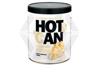 HotCan Instant Rations - Creamy Rice Pudding