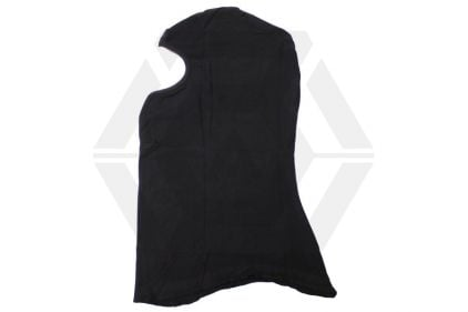 Mil-Force Head Hood (Black) © Copyright Zero One Airsoft