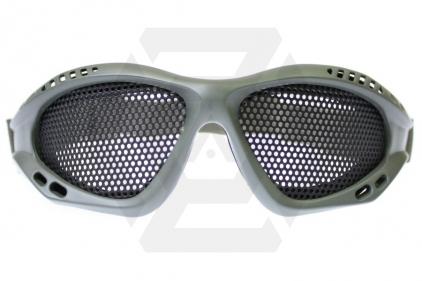 EB Mesh Goggles (Olive)