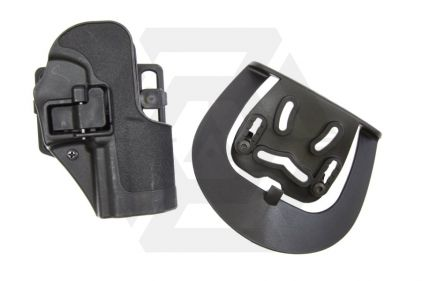 EB CQC SERPA Holster for USG Compact (Black) © Copyright Zero One Airsoft