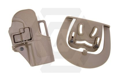 EB CQC SERPA Holster for USG Compact (Tan) © Copyright Zero One Airsoft