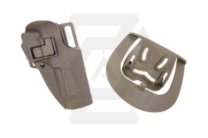 EB CQC SERPA Holster for Beretta M92F (Tan)