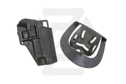 EB CQC SERPA Holster for Sig P220 & P226 (Black) © Copyright Zero One Airsoft