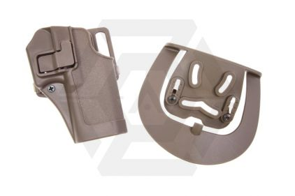 EB CQC SERPA Holster for Glock 17, 22, 31 & 18C (Tan)