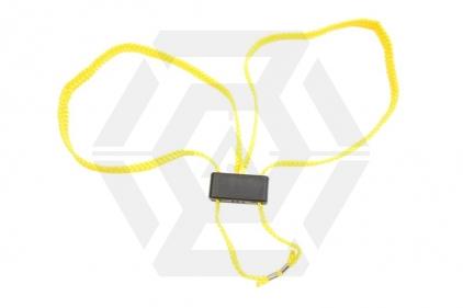 ESP Textile Handcuffs (Yellow)