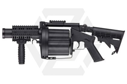 ICS GLM (Black) © Copyright Zero One Airsoft