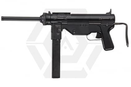 ICS AEG M3 Grease Gun © Copyright Zero One Airsoft