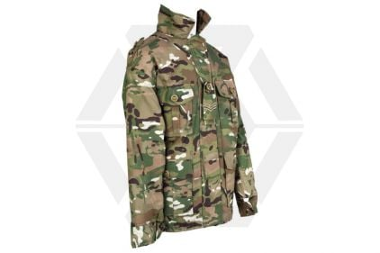 Highlander Kids Combat Jacket (Multicam) - Size 11/12