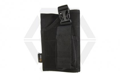 EB MOLLE Holster for Pistol Grenade Launcher (Black)