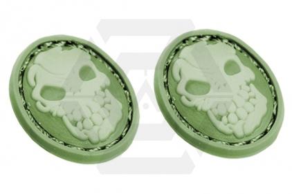 """EB Velcro Ranger Eyes """"Oval Skull"""""""