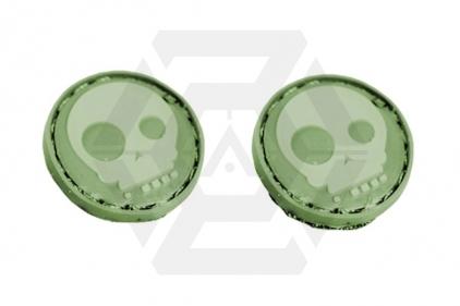 """EB Velcro Ranger Eyes """"Round Skull"""""""