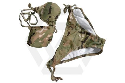 Weekend Warrior Women's Camo Bikini (MultiCam) - Size Large