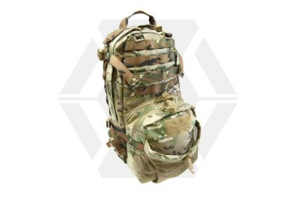 Weekend Warrior Patrol Pack with Helmet/Cargo Pouch (MultiCam) © Copyright Zero One Airsoft