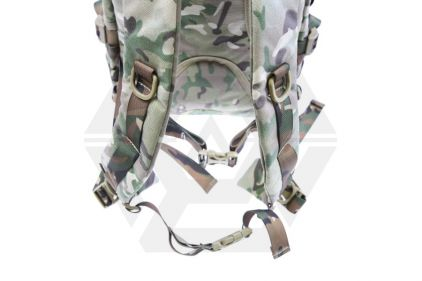 Weekend Warrior Patrol Pack with Helmet/Cargo Pouch (MultiCam)