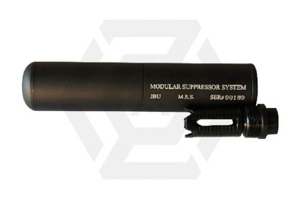 JBU QD MSS Suppressor Long