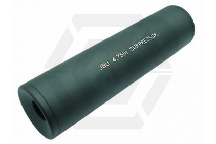 JBU Suppressor 120mm © Copyright Zero One Airsoft