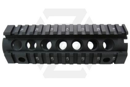 JBU M4 RAS Tactical Rail © Copyright Zero One Airsoft