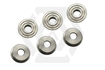 JBU 6mm Stainless Steel Bushing Set