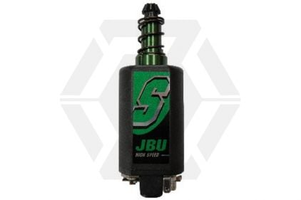 JBU Motor with Long Shaft for High Speed