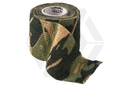 Jack Pyke Stealth Tape (Camo) © Copyright Zero One Airsoft