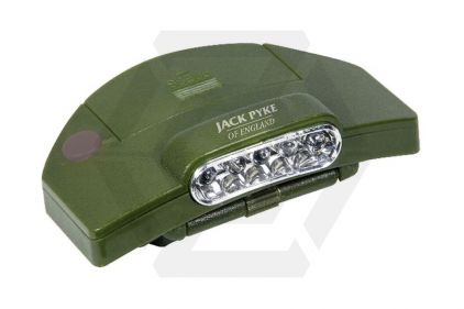 Jack Pyke Clip-On Baseball Cap Light