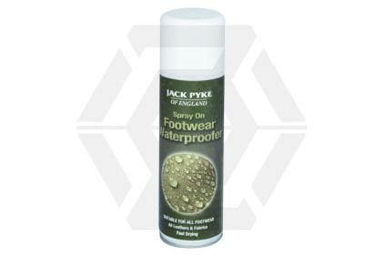 Jack Pyke Footwear Waterproofing Spray 300ml