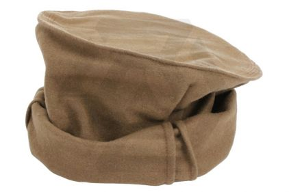 King Arms Afghan Pakol Wool Hat (Brown)