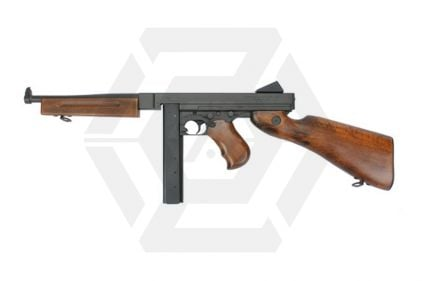 King Arms AEG Thompson M1A1 Military