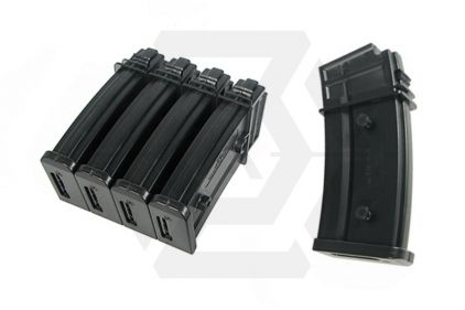 King Arms AEG Mag for G39 470rds Box Set of 5