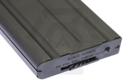 King Arms AEG Mag for FAL 550rds