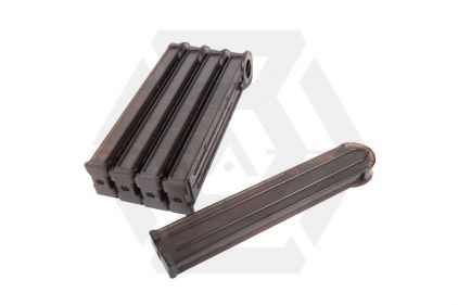 King Arms AEG Mag for P90 300rds Box Set of 5
