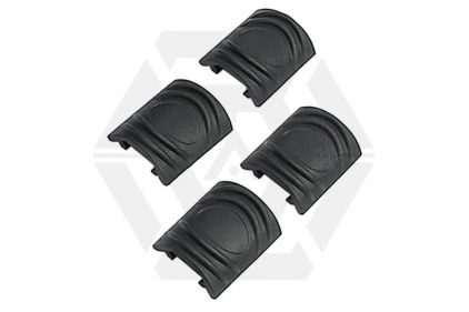 King Arms 45mm Rail Covers Set of 4 (Black)