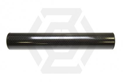 King Arms Carbon Fibre Suppressor 14mm CW/CCW 41 x 245mm