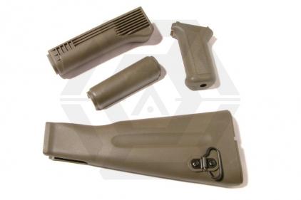 King Arms AK74M Conversion Kit (Olive)
